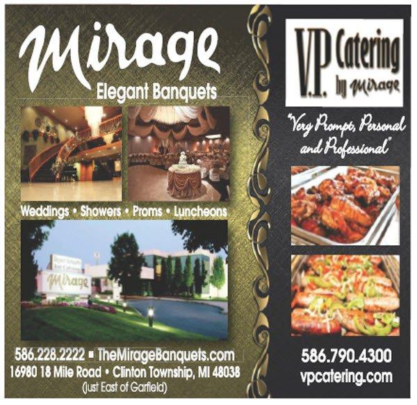 Mirage Elegant Banquets