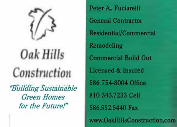 Oak Hills Construction