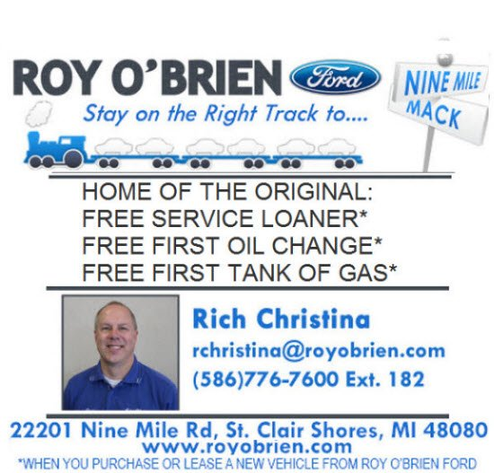 Roy O'Brien Ford
