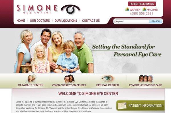 Simone Eye Center