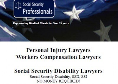 Social Security Professionals