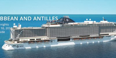 MSC Seaside Valentine Cruise