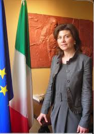 Consul Maria Luisa Lapresa