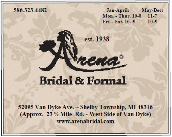 Arena Bridal & Formal