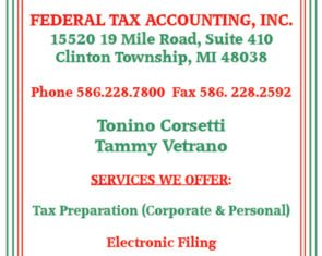 Federal Tax Accounting, Incorporated