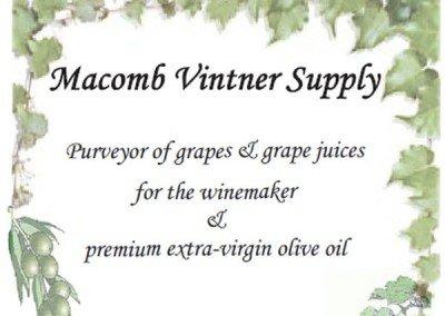 Macomb Vintner Supply