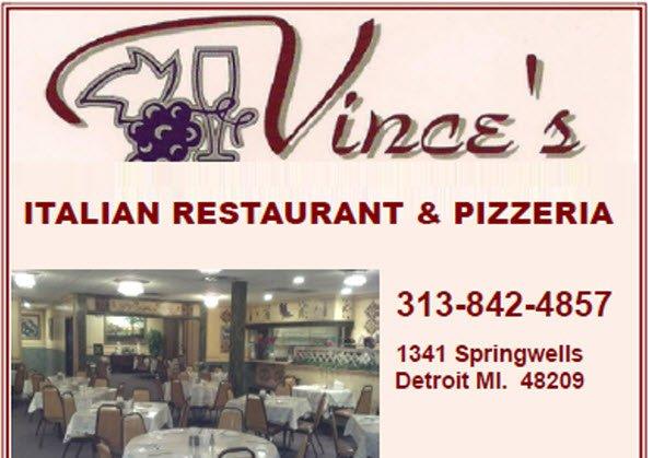 Vince's Italian Restaurant & Pizzeria