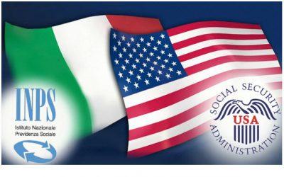 Domani interroghero' il Ministro Poletti sull'aggiornamento dell'Accordo di sicurezza sociale tra Italia e Stati Uniti