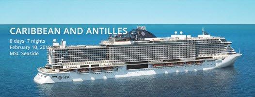 MSC Seaside Valentine Cruise