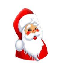 Santa Christmas Party