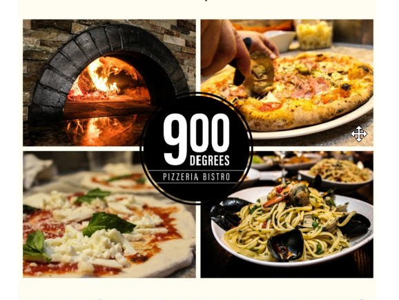 FADM Dinner Club – Come join us at 900 Degrees Pizzeria