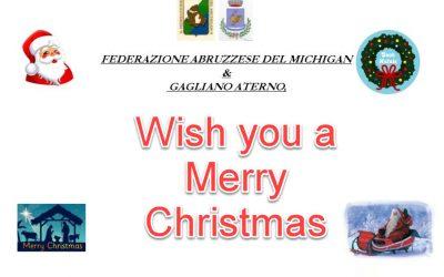 An Abruzzesi Christmas Party