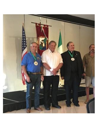 Abruzzi Del Michigan meeting held at IACC honoring new Life Time Members