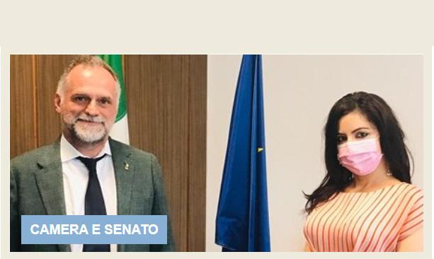 LA MARCA (PD): CON IL MINISTRO DEL TURISMO GARAVAGLIA HO DISCUSSO DI CONCRETE MISURE DI SOSTEGNO AL TURISMO DI RITORNO